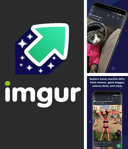 In addition to the game Imgur: GIFs, memes and more for Android, you can download other free Android games for TeXet X8.