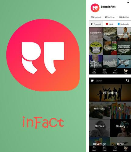 Download inFact for Android phones and tablets.