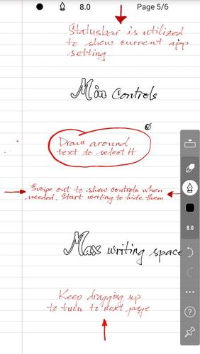 Download INKredible - Handwriting note for Android for free. Apps for phones and tablets.