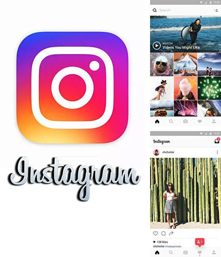 Besides Photo grid - Photo editor, video & photo collage Android program you can download Instagram for Android phone or tablet for free.