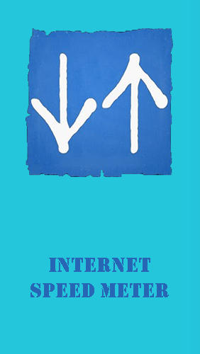 Internet speed meter