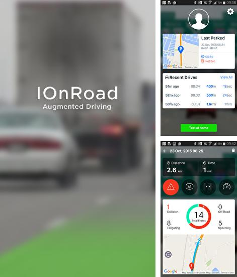 Besides Face swap Android program you can download IOnRoad: Augmented Driving for Android phone or tablet for free.