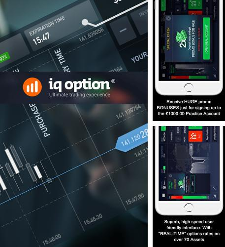 Descargar gratis IQ Option Binary Options para Android. Apps para teléfonos y tabletas.