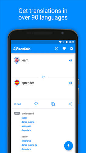 Download iTranslate: Translator for Android for free. Apps for phones and tablets.