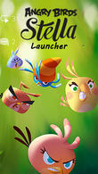 Download Angry birds Stella: Launcher for Android - best program for phone and tablet.
