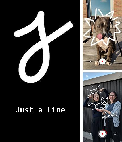 Download Just a line - Draw anywhere with AR for Android phones and tablets.