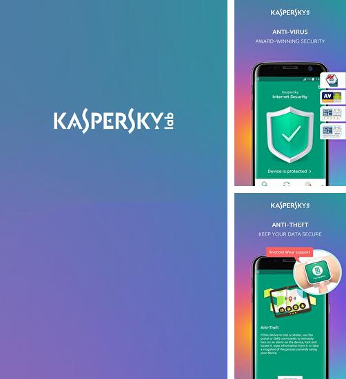 Besides Turbo VPN Android program you can download Kaspersky Antivirus for Android phone or tablet for free.