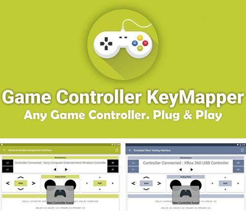 Besides Aadhar: QR decoder/encoder Android program you can download Game controller KeyMapper for Android phone or tablet for free.