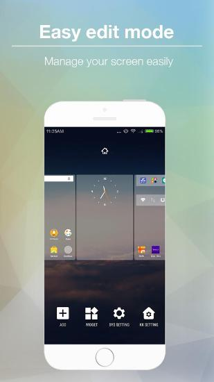 Download KK Launcher for Android for free. Apps for phones and tablets.