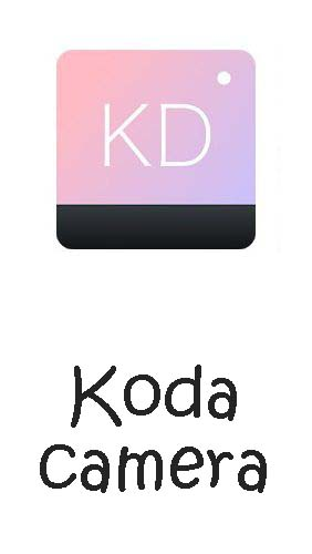 Koda cam - Photo editor,1998 cam, HD cam
