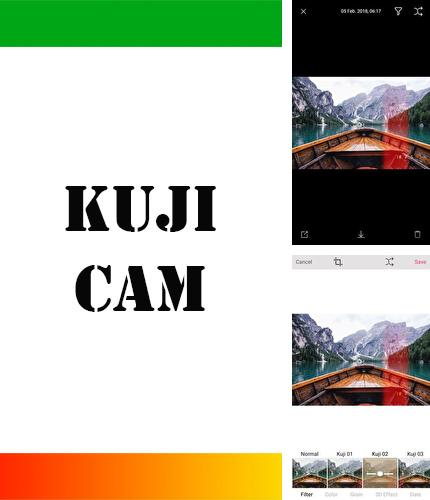 Besides Cornerfly Android program you can download Kuji cam for Android phone or tablet for free.