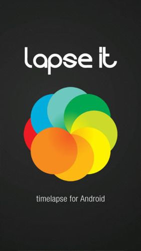 Lapse it: Time lapse camera