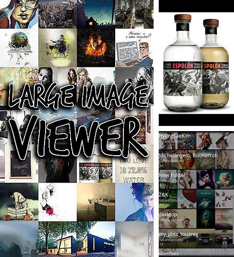 Large image viewer