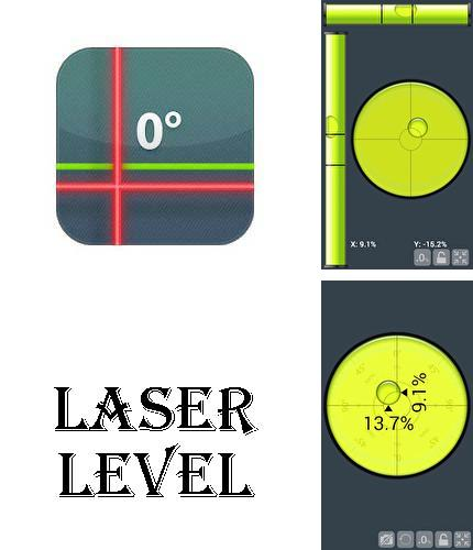 Besides Star chart Android program you can download Laser level for Android phone or tablet for free.
