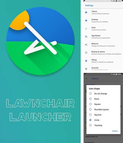Download Lawnchair launcher for Android phones and tablets.