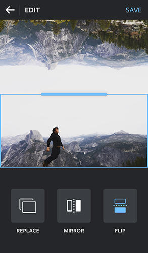 Screenshots of Shapical program for Android phone or tablet.