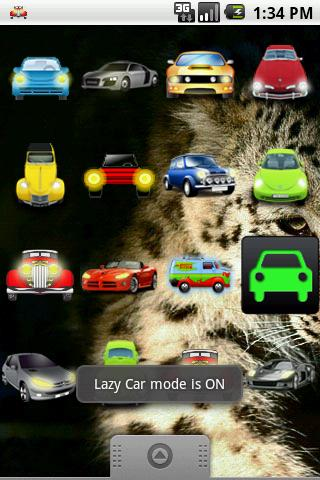 Lazy Car app for Android, download programs for phones and tablets for free.