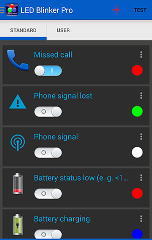 Download LED blinker for Android for free. Apps for phones and tablets.