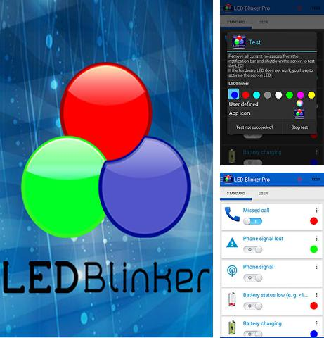 Download LED blinker for Android phones and tablets.
