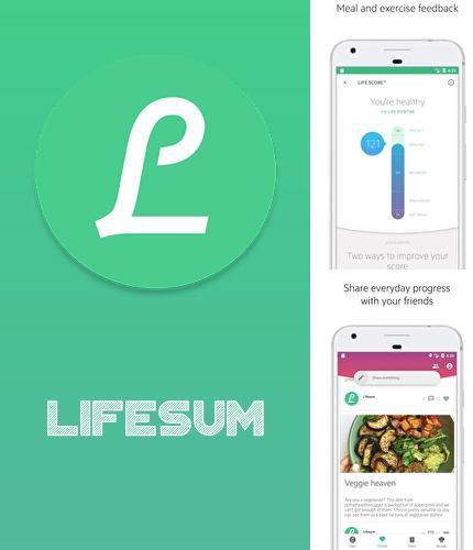 Besides Uber eats: Local food delivery Android program you can download Lifesum: Healthy lifestyle, diet & meal planner for Android phone or tablet for free.