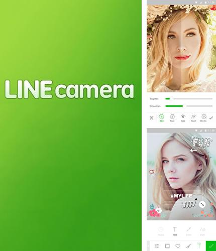 Besides Norton Security: Antivirus Android program you can download Line Camera: Photo Editor for Android phone or tablet for free.