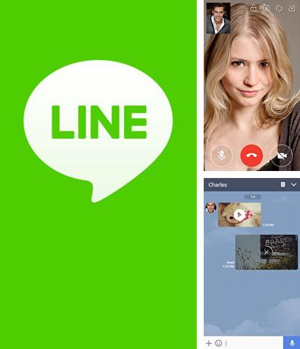 Besides OneClock - Alarm clock Android program you can download LINE: Free calls & messages for Android phone or tablet for free.
