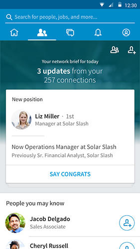 Download LinkedIn for Android for free. Apps for phones and tablets.