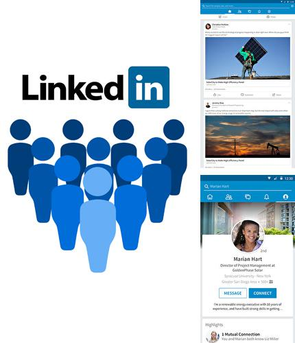Download LinkedIn for Android phones and tablets.