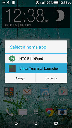 Download Linux terminal launcher for Android for free. Apps for phones and tablets.