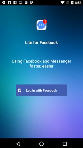 Download Lite for Facebook - Security lock for Android for free. Apps for phones and tablets.