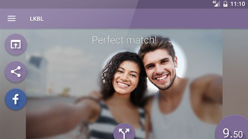Screenshots of LKBL - The beauty meter program for Android phone or tablet.