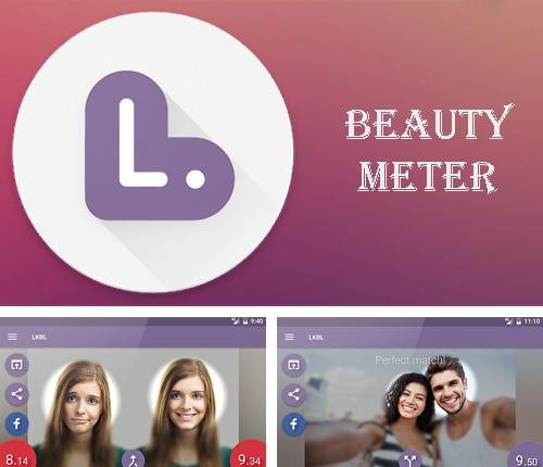 Besides Соbо: Launcher Android program you can download LKBL - The beauty meter for Android phone or tablet for free.