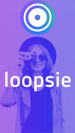 Скачати Loopsie - Motion video effects & living photos на Андроїд - кращу програму на телефон і планшет.