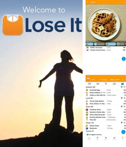 Besides Orpheus Music Player Android program you can download Lose it! - Calorie counter for Android phone or tablet for free.
