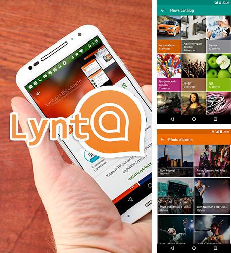 Download Lynt for Android phones and tablets.