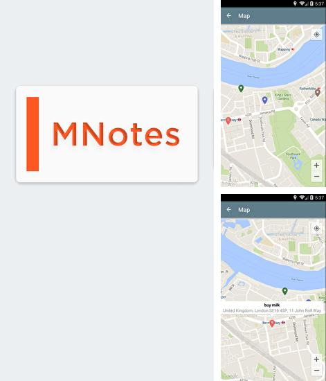 Download M: Notes for Android phones and tablets.