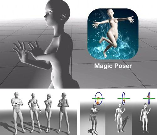 Download Magic poser for Android phones and tablets.