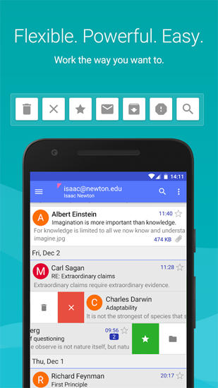 Download Mail App: Aqua for Android for free. Apps for phones and tablets.