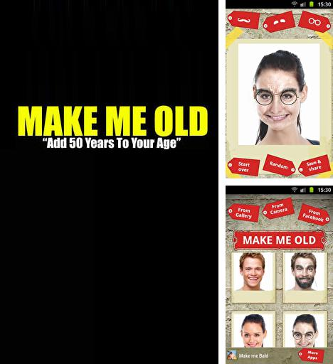 Download Make me Old for Android phones and tablets.