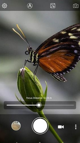 Download Manual camera: DSLR camera HD professional for Android for free. Apps for phones and tablets.