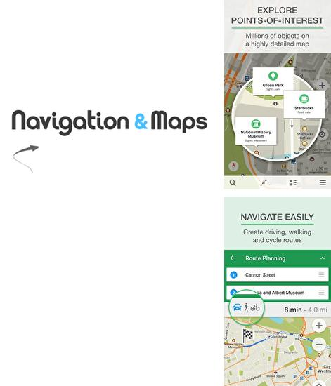 Download Map Navigation for Android phones and tablets.