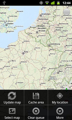 Maps on free app for Android, download programs for phones and tablets for free.
