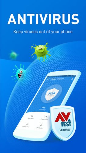 MAX security - Virus cleaner for Android – download for free