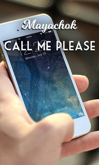Call back: Call me please