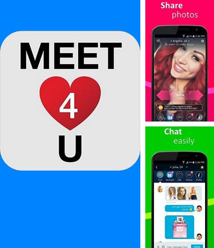 Además del programa Ulike - Define your selfie in trendy style para Android, podrá descargar Meet4U - chat, love, singles para teléfono o tableta Android.