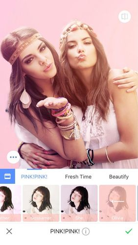 Descargar gratis Meitu – Beauty cam, easy photo editor para Android. Programas para teléfonos y tabletas.