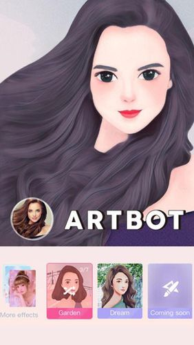 Screenshots of Meitu – Beauty cam, easy photo editor program for Android phone or tablet.