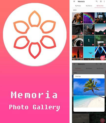 Download Memoria photo gallery for Android phones and tablets.