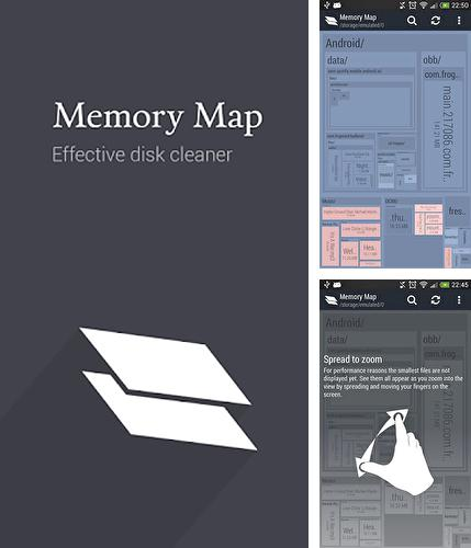 Besides Yelp: Food, shopping, services Android program you can download Memory map for Android phone or tablet for free.