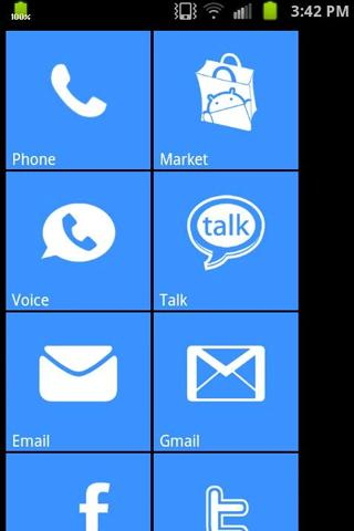 Download Windows 8+ launcher for Android for free. Apps for phones and tablets.